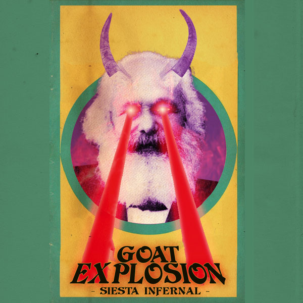 Goat Explosion - Recording, Mixing, Mastering