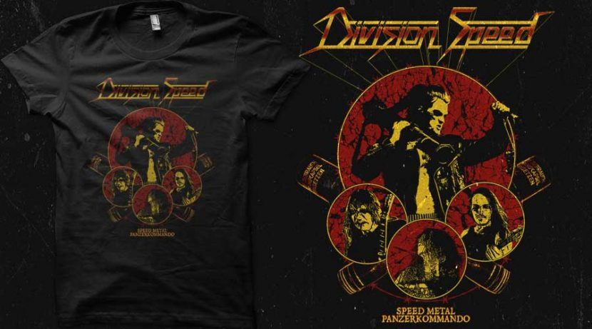 Division Speed Shirt